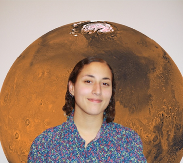 Maiesha Abdelmoula is in the running to join Mars One — a not-for-profit foundation — plans to establish a colony of humans on the Red Planet.