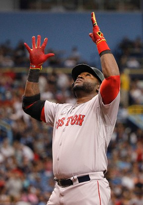 David Ortiz has powered the Red Sox with 15 extra-base hits in his last 19 games. (USA TODAY/PHOTO)