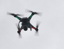 Picture of a camera drone taken March 12, 2014. REUTERS/Mike Segar/Files