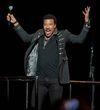 Lionel Richie in concert. (QMI Agency files)