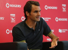 Swiss superstar Roger Federer has won two Rogers Cups. (AFP)