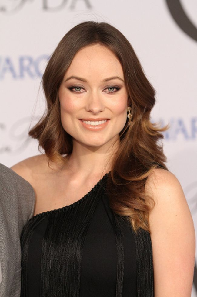 Olivia Wilde at the 2014 CFDA fashion awards at Alice Tully Hall, Lincoln Center on June 2, 2014 in New York City. (Andres Otero/WENN.com)