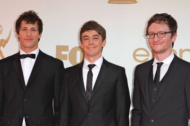 "The Lonely Island (<A HREF=""http://www.wenn.com"" TARGET=""newwindow"">WENN.COM</a>)"