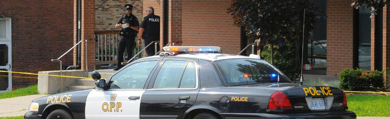 The Otterville branch of the Royal Bank of Canada was robbed Aug. 8, 2014.  MONTE SONNENBERG / SIMCOE REFORMER