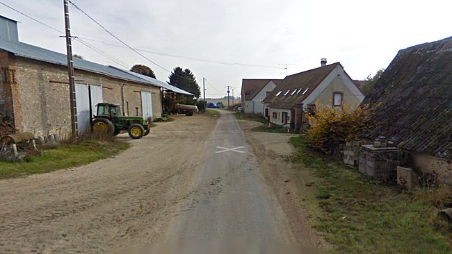 "The hamlet of La Mort aux Juifs - translated to English as ""Death to Jews.""
