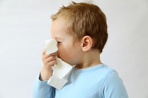 A UBC study says sheltering your kids from germs isn't the best idea for parents. (FOTOLIA)