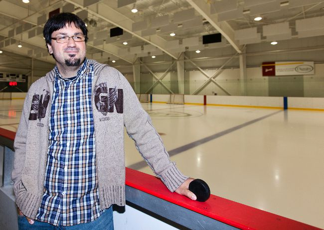 <p>Beginning Oct. 7, Mario Laroche will be running a not-for-profit hockey training camp geared towards adults age 20 and older at the Benson Centre in Cornwall. The camp will run for 20 weeks on Tuesdays.</p><p>ERIC HEALEY/CORNWALL STANDARD-FREEHOLDER/QMI AGENCY