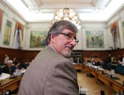 Daniel Therrien, Canada's Privacy Commissioner. REUTERS FILE/Chris Wattie