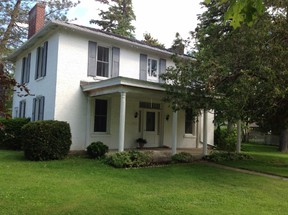 A look at the Ryan's historic property.