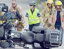 OPP is reporting the number fatal motorcycle collisions in the province this year is nearing an all-time high. (QMI AGENCY FILE PHOTO)