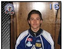"Dean ""DJ"" Hancock is shown on this player card from the Great North Midget League website. Hancock, who played for the Sudbury Nickel Capital Wolves midgets for two years, lost his life in a crash late Thursday night."