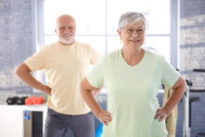 Brains of older adults benefit from exercise (Fotolia)