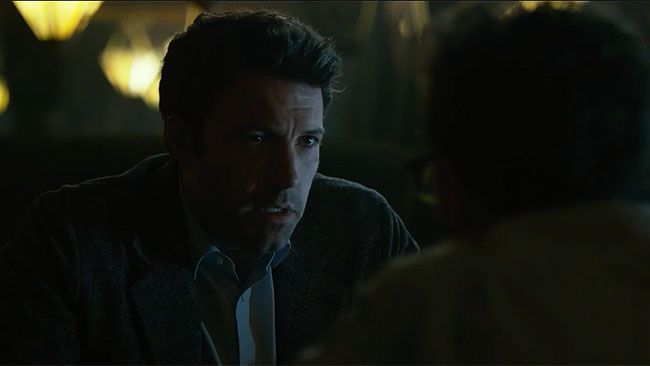 Ben Affleck in 'Gone Girl'. (Screen grab)