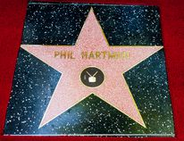 Phil Hartman's star on the Hollywood Walk of Fame was unveiled Tuesday, Aug. 26. (Photo courtesy of Mitch Holloway, www.mitchholloway.com)