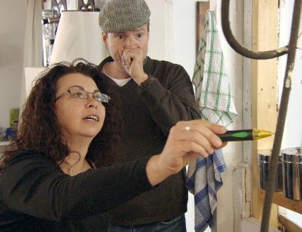 <p>Comedian Steve Patterson will be hosting a 14 part reality series on HGTV called I Wreaked My House. The production company is looking for not-so-handy people who have used extreme measure to complete home renovation projects.</p><p>SUBMITTED PHOTO
