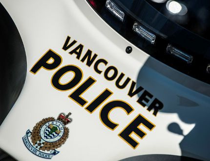 VPD have arrested three teens. (FILE PHOTO)