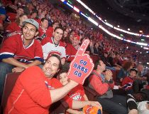 Habs fans May 14/14
