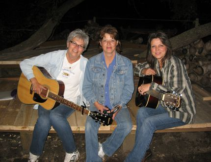 File Photo The Sharpe Sisters will be one of 10 acts performing at the Rock The Harvest festival at the Manitoba Agricultural Museum from Aug. 30 to 31 in Austin. The fundraiser is for a new building for Sprucedale Industries Inc. which helps developmentally challenged adults. (File photo)