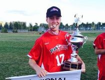 Greely teen wins lacrosse gold