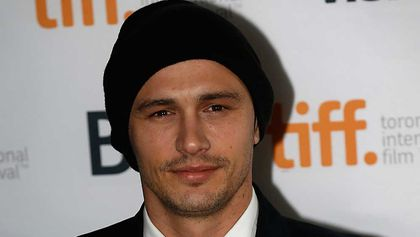 James Franco at the Ryerson Theatre for the red carpet premiere of The ...  James Franco