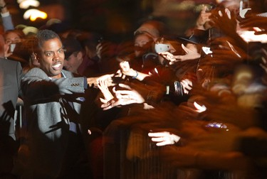 Actor Chris Rock arrives at the premiere of the film Top Five at the Toronto International Film Festival (TIFF) in Toronto September 6, 2014.    REUTERS/Fred Thornhill