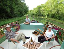Barge-cruising is just one way to experience the good life in France. RICK STEVES PHOTO