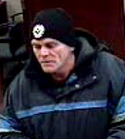A prolific bank robber dubbed the Old Man Winter Bandit by Edmonton police is expected to be on ice for quite some time after entering a guilty plea Monday Oct. 28, 2013 in an Edmonton courtroom. Leonard Collins, 47, pleaded guilty in Provincial Court to a robbery at a south-side Bank of Montreal and his lawyer said he would also be owning up to other bank jobs in Winnipeg, Calgary, Stony Plain and Sherwood Park. Collins is seen in a surveillance video frame grab from one of his many robberies. Police Handout