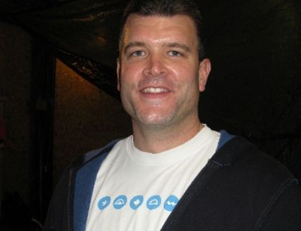 Dave Lane, a teacher and coach at Delhi District Secondary School, is battling esophageal cancer. Lane, shown in a photo from 2012, received the diagnosis prior to the beginning of the new school year. Fundraising is now underway to help Lane gain access to treatment not available in Canada. (File photo)