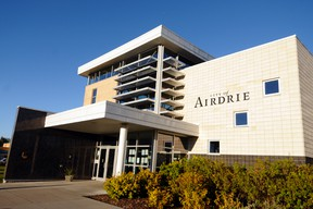 Airdrie city hall