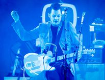 Jack White performs at X Fest at Fort Calgary in Calgary, Alta., on Saturday, Aug. 30, 2014. Lyle Aspinall/Calgary Sun/QMI Agency
