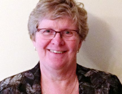 Carol Ann Sloat is a trustee candidate for the Grand Erie District School Board. (Submitted Photo)