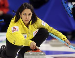 Renee Sonnenberg has taken on a role as performance consultant for the Canadian Curling Association National Team program. QMI Agency File photo