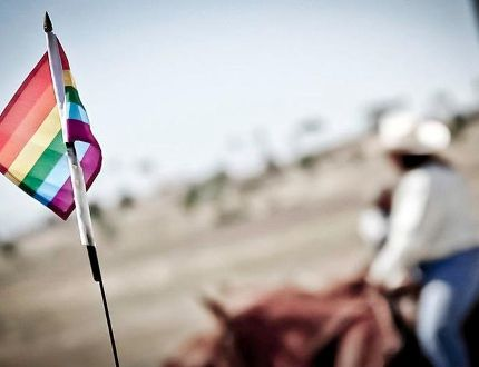 Gay rodeo Queens and Cowboys documentary