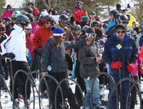 Consultants listed winter activities as one of the region's strengths, along with festivals, with over 600 f