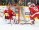 Matt Murray during his days with the Soo Greyhounds
