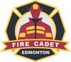 Edmonton Fire Cadet Program logo.