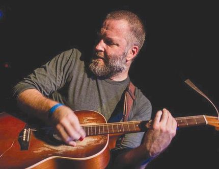 Roots-rocker Wil Mimnaugh (WiL) is performing at Legacy Guitar, Oct. 3.