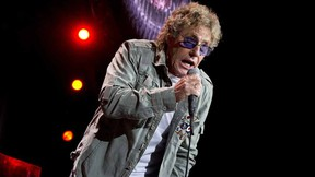 Roger Daltrey or The Who performs.   WENN