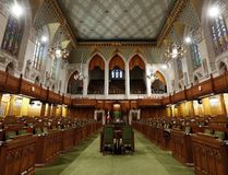 A view shows the House of Commons on Parliament Hill in Ottawa September 12, 2014. REUTERS/Chris Wattie