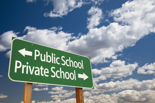 The math behind public funding for private education