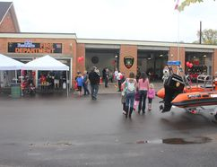 The Pembroke Fire Department is holding an open house on Saturday, Oct. 10, 2015.