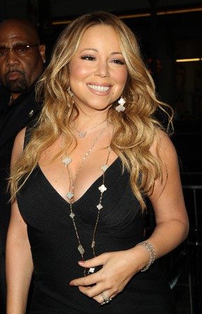 Mariah Carey is pictured in Hollywood, Calif., in this July 24, 2014 file photo. (FayesVision/WENN.COM)
