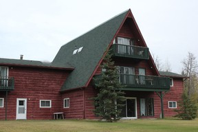 River Lodge, a former yoga retreat and conference centre, may be selling to Homewood Health, an organization that runs mental health and addiction treatment facilities across Canada. Residents on adjacent properties and in the nearby subdivision of Twin Ravines say this rural location can't handle up to 73 patients as well as up to 60 staff members. - File Photo