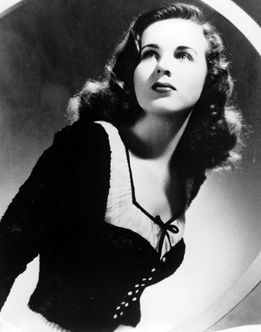 Deanna DurbinBorn in Winnipeg in 1921 as Edna Mae Durbin, Deanna Durbin was a bigger box office draw than Shirley Temple and the highest-paid female star in the world by age 21. She ended up quitting show business at 27 and lived a life of seclusion in France until her death in 2013 at the age of 91. (QMI file photo)