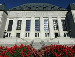 Supreme Court of Canada is pictured in this Oct. 10, 2013 file photo. (Tony Caldwell/QMI Agency)