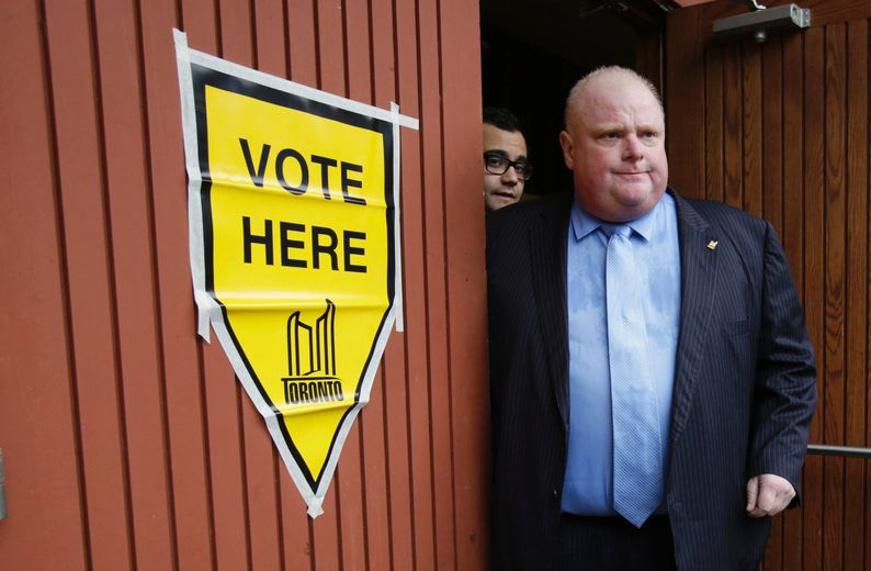 Rob Ford Votes in 2014 Election_1