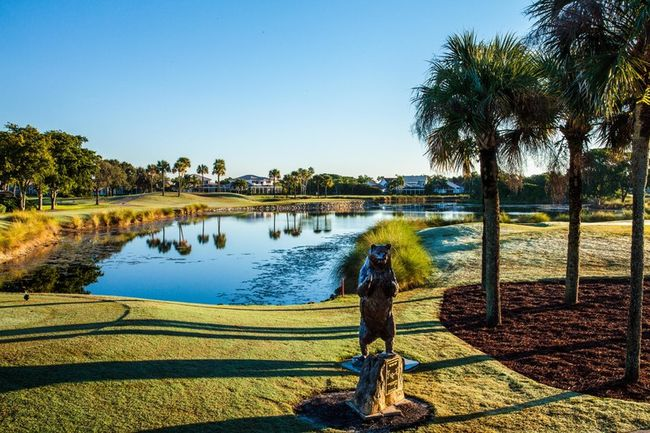 "PGA National's Championship course includes the ""Bear Trap"" -- three holes considered among the most challenging stretches on the PGA Tour. (PGA NATIONAL RESORT PHOTO)"
