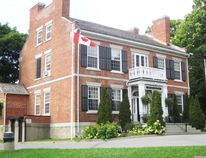 Old Town Hall in Gananoque, built ca. 1831-1832 (NANCY BOBALA/SUBMITTED)