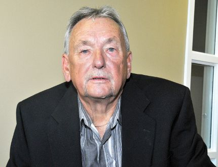 Barry Wallace wants to bring a tougher approach to collective bargaining if elected to city council (RONALD ZAJAC/The Recorder and Times).