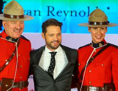 Actor Jason Priestley during the Canada's Walk of Fame induction at the Sony Centre for Performing Arts in Toronto on Saturday October 18, 2014. Dave Abel/Toronto Sun/QMI Agency